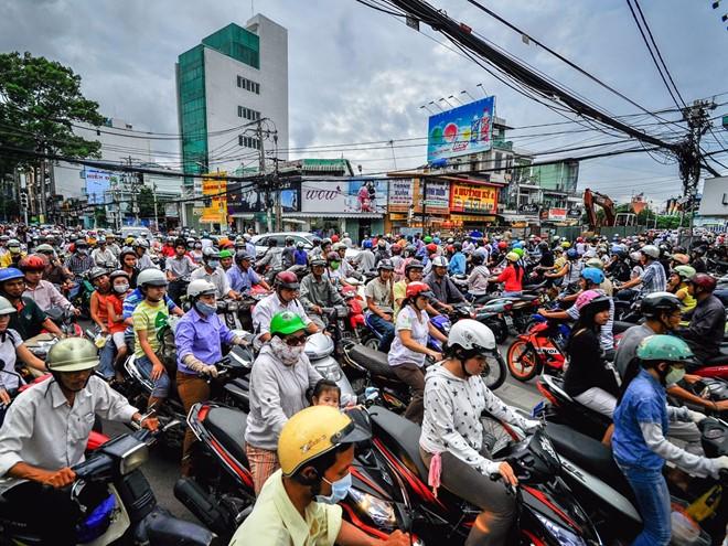 Image result for Những nguyên nhân tắc đường
