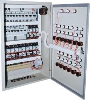 Tủ điện điều khiển hệ thống tự động hóa 6