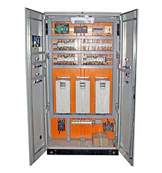 Tủ điện điều khiển hệ thống tự động hóa 4