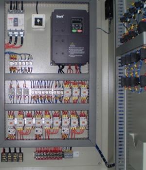 Tủ điện điều khiển hệ thống tự động hóa