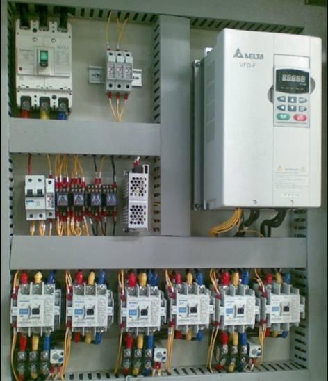 Tủ điện điều khiển hệ thống tự động hóa 2