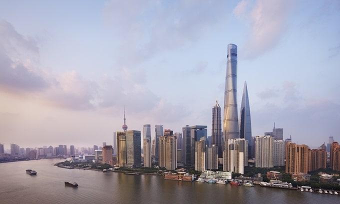 Tháp Thượng Hải (Thượng Hải, Trung Quốc)
