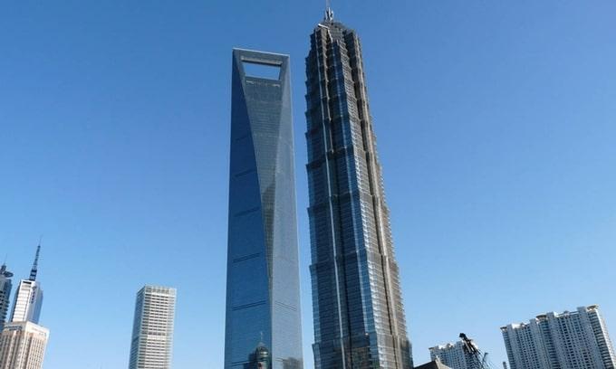 Trung tâm Tài chính Thế giới Thượng Hải (Thượng Hải, Trung Quốc)