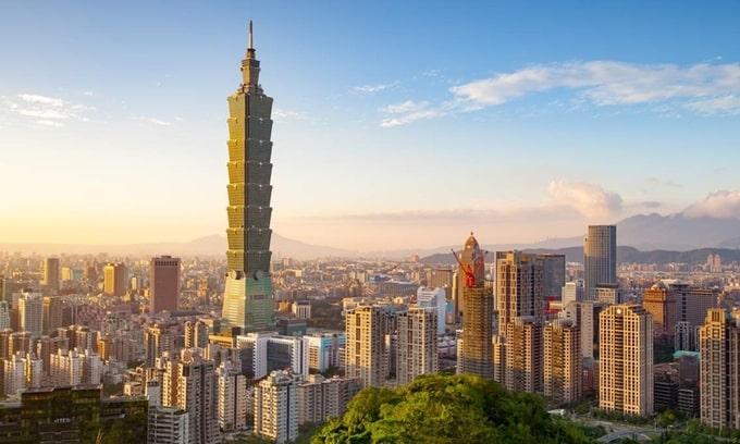Tháp Đài Bắc 101 (Đài Bắc, Đài Loan)