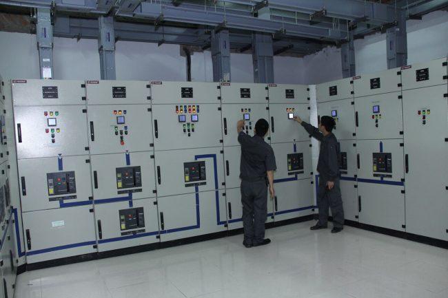 Bảo trì kỹ thuật điện nước tòa nhà