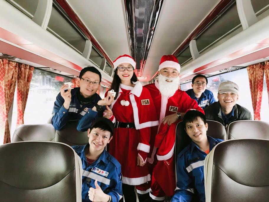 Chương trình tặng quà nhân ngày giáng sinh