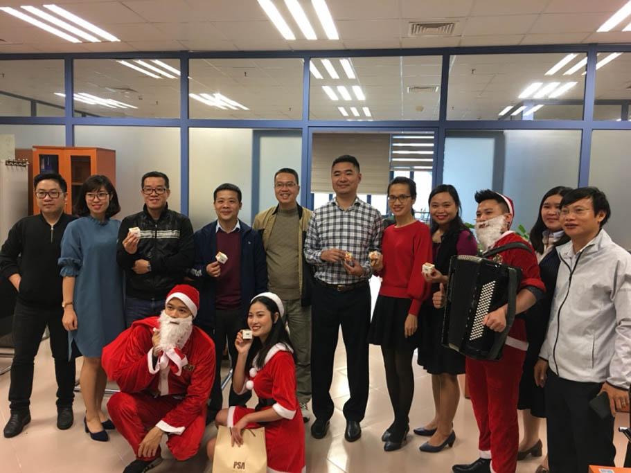 Chương trình tặng quà giáng sinh