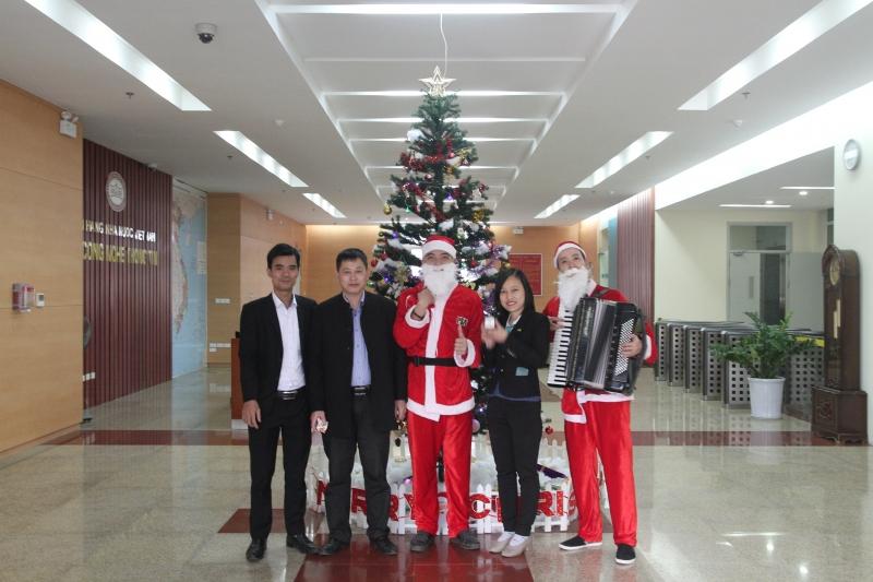 Giáng sinh tại PSA