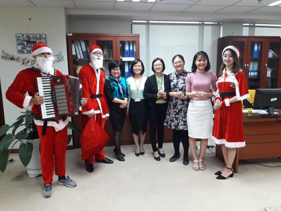 Chương trình tặng quà ngày giáng sinh của PSA