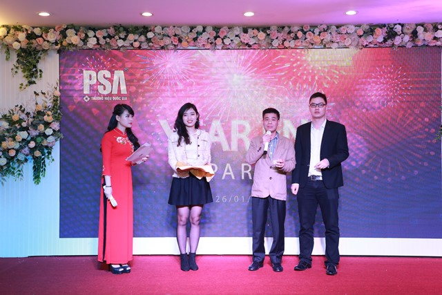 PSA – Year End Party