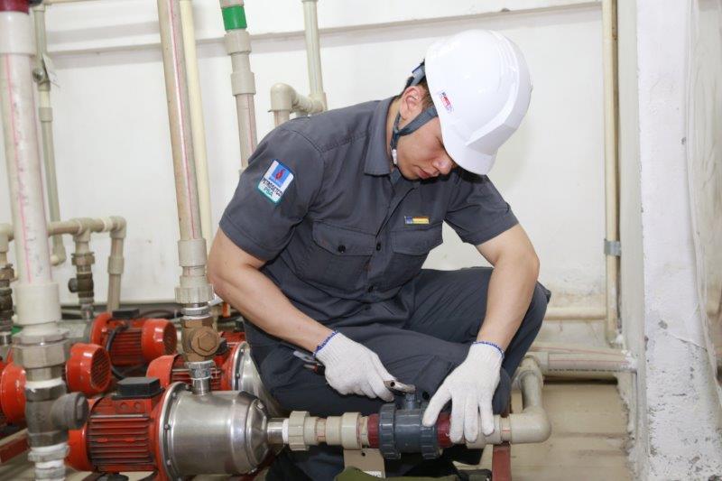 Dịch vụ bảo trì các tòa nhà cao tầng
