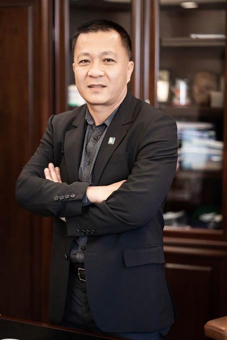 Ông Phùng Tuấn Hà, Chủ tịch HĐQT PETROSETCO