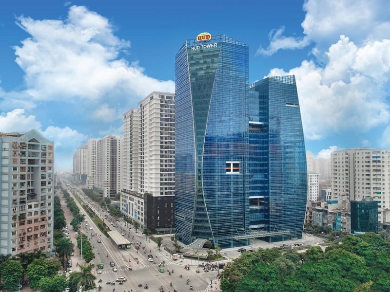 Tòa nhà HUD Tower Lê Văn Lương