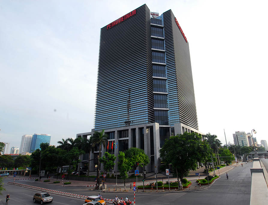 Tòa nhà PETROVIETNAM 18 Láng Hạ