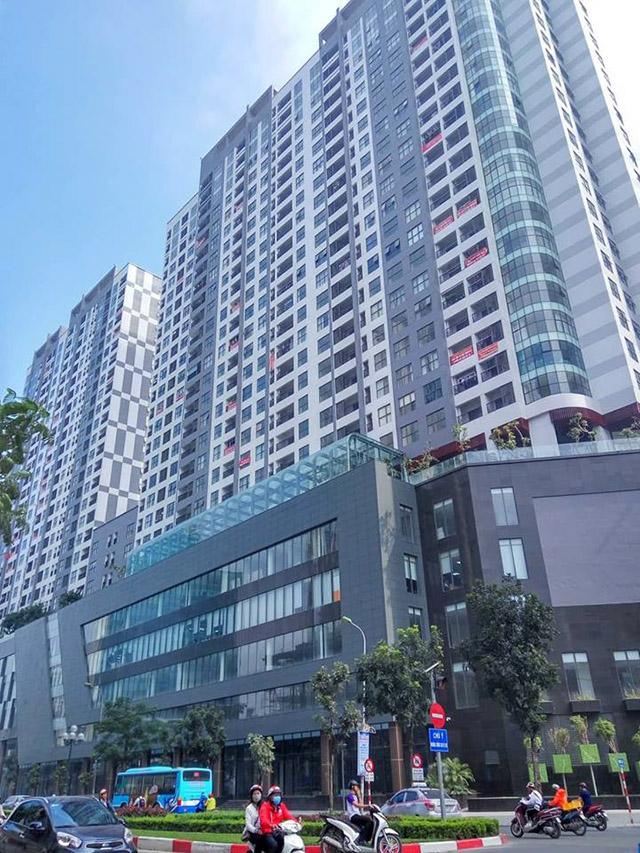 Quản lý chung cư cao tầng
