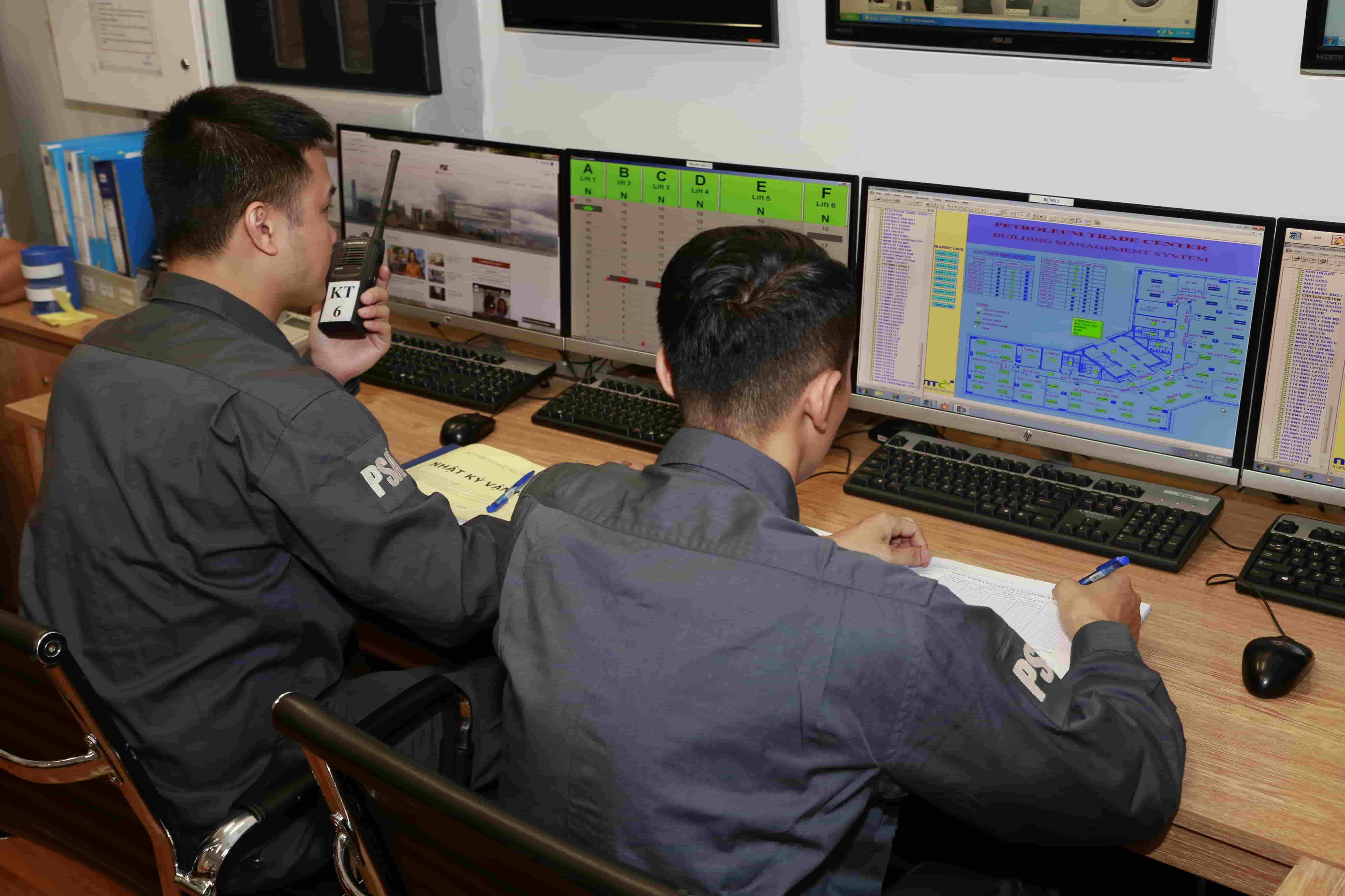 Dịch vụ bảo trì điện tòa nhà