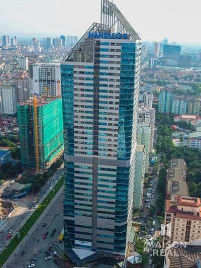 Cao 177m, Diamond Flower thuộc top 10 các tòa nhà cao nhất Hà Nội