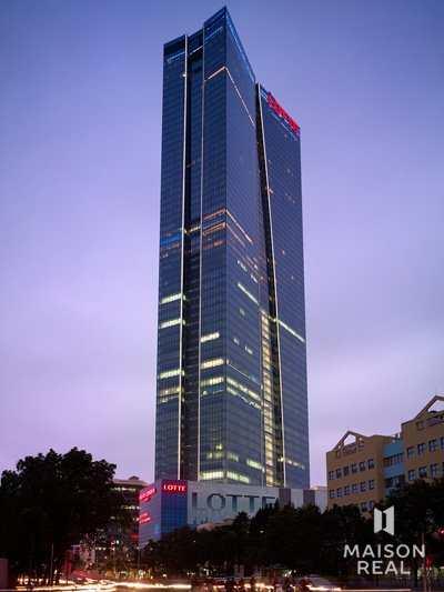 Lotte Center – Tòa nhà cao thứ 2 tại Hà Nội
