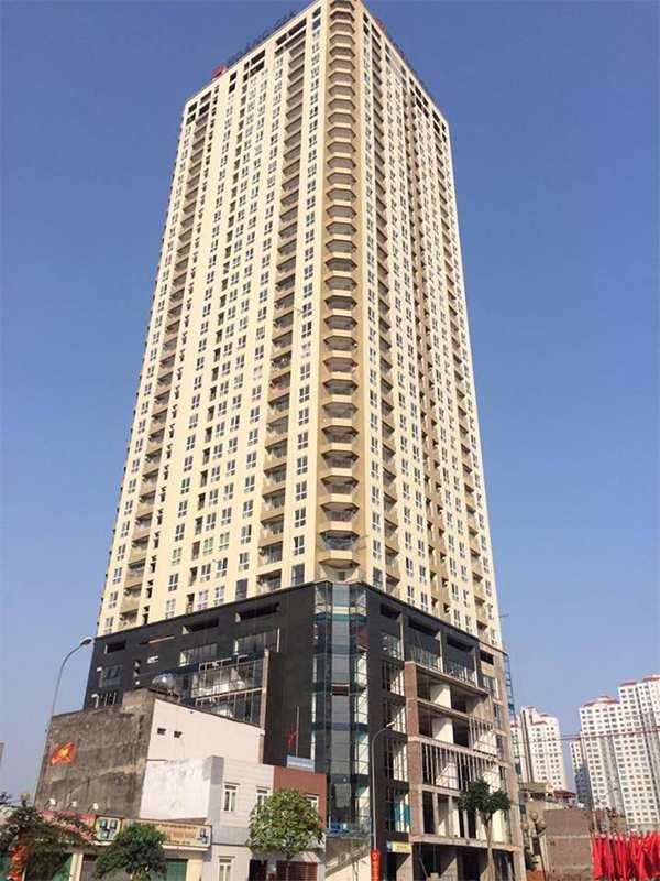 Tòa nhà SME Hoàng Gia