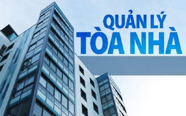 Đơn vị, tổ chức quản lý tòa nhà cần phải có chứng chỉ vận hành tòa nhà
