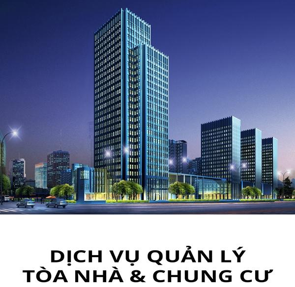Dịch vụ quản lý vận hành tòa nhà, chung cư