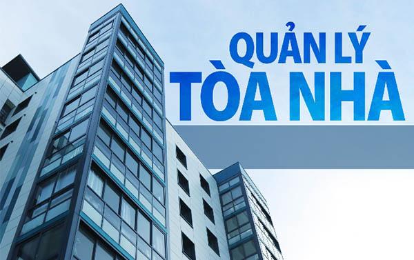 Phần mềm quản lý vận hành tòa nhà chung cư