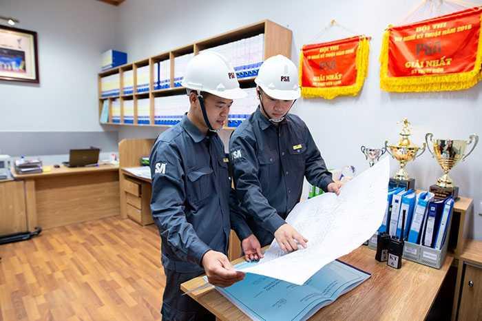 PSA cung cấp dịch vụ bảo trì, sửa chữa tòa nhà nhanh chóng và chính xác.
