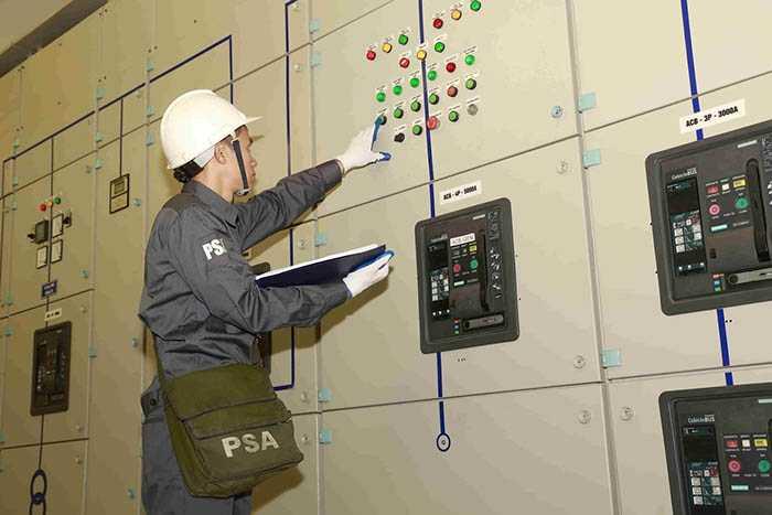 Bảo trì hệ thống điện và hệ thống máy phát điện là đầu việc quan trọng, cần lập kế hoạch chi tiết